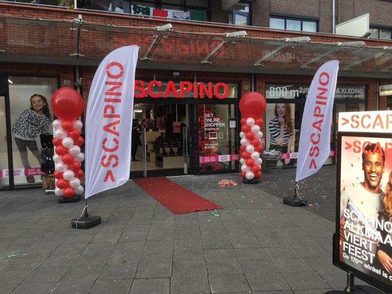 Nieuwe Winkel Scapino