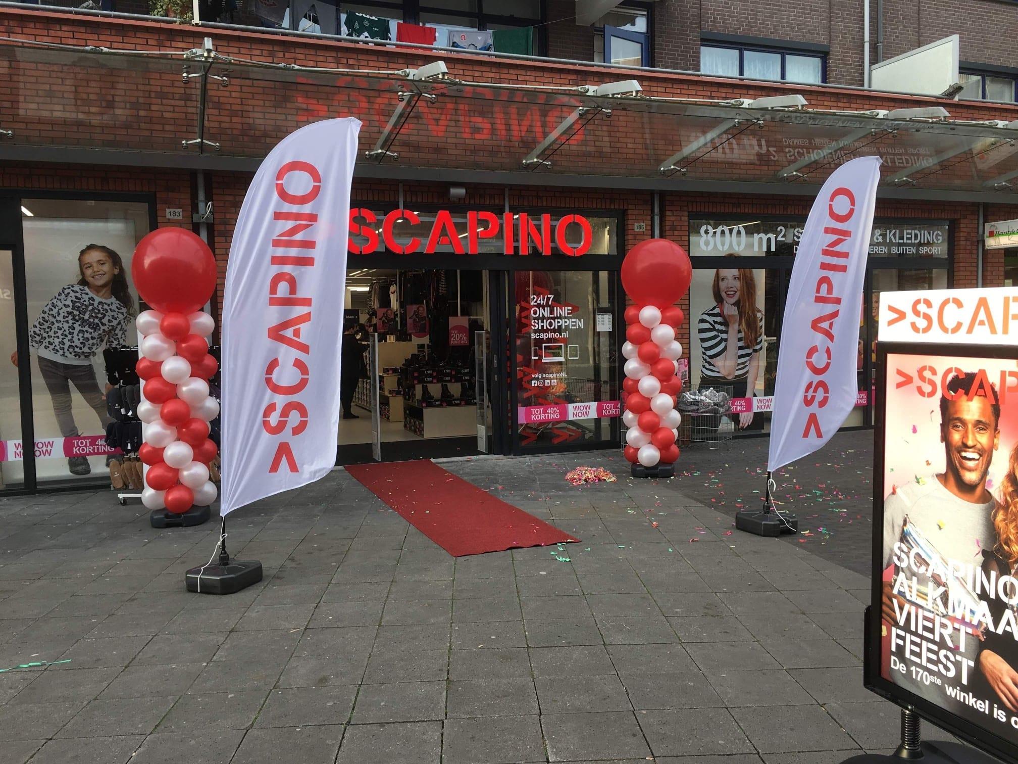 faa5520974e Nieuwe winkel Scapino   Winkelcentrum de Mare