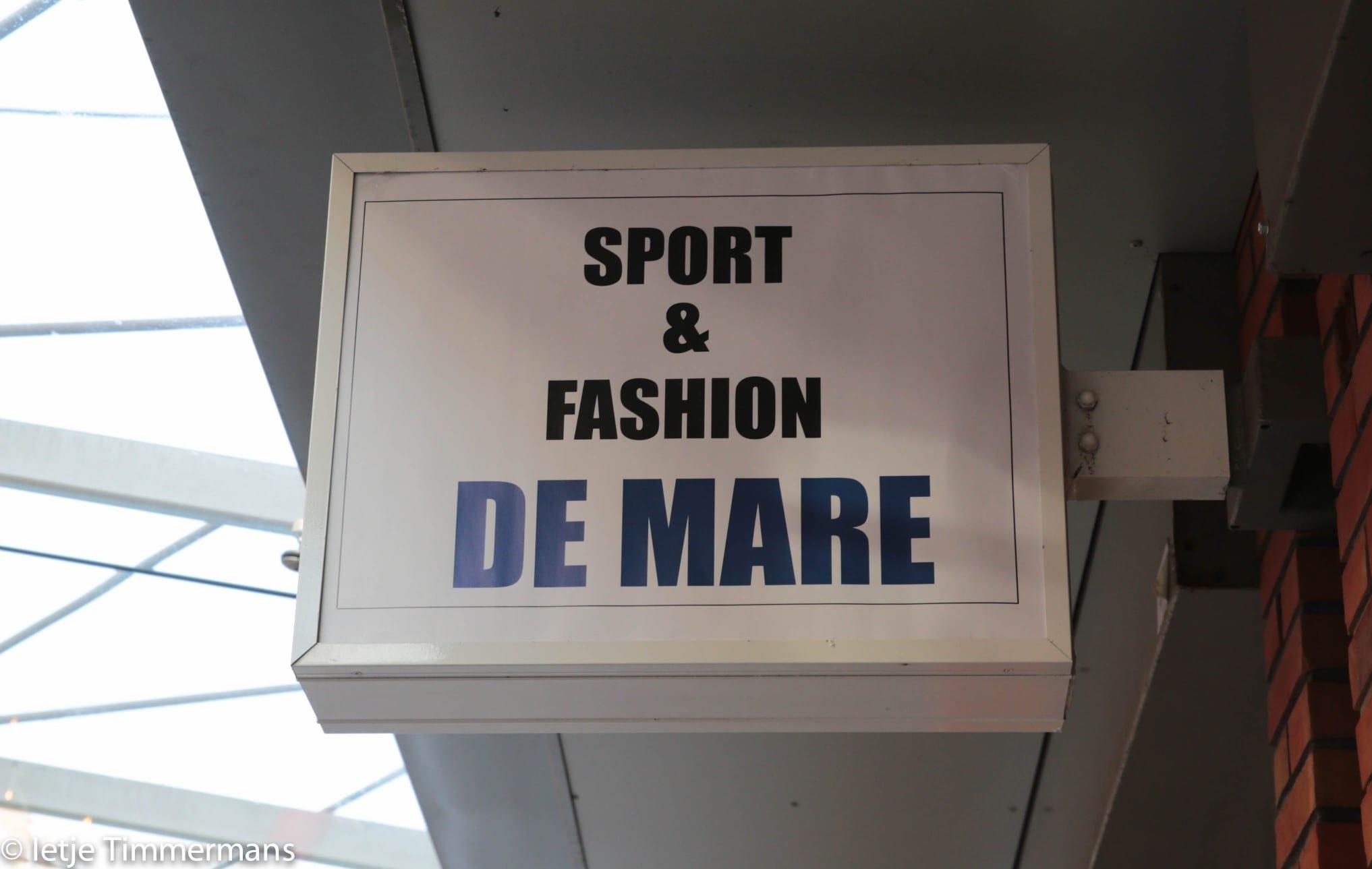 Sport En Fashion De Mare