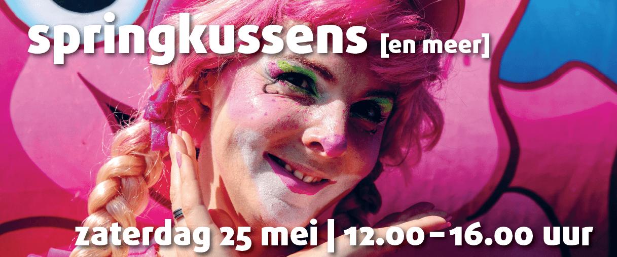 Foto's Springkussens Zaterdag 25 Mei 🗓