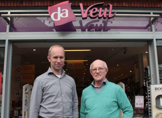 Piet en Wilfred Veul